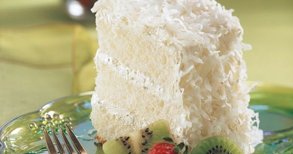 The Catholic Toolbox: Church Potluck Recipe: Key Lime Coconut Angel Cake