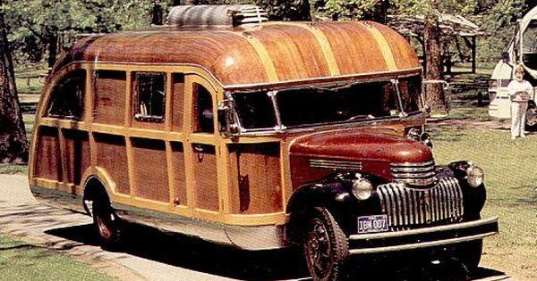Liste des fabricants de remorques vintages de voyage