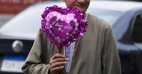 valentine at cairo