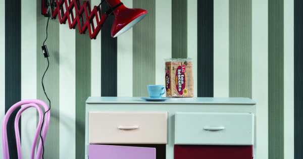Best Colourful Kitchen Cabinet In Calamine Dimpse Cinder Rose 400 x 300