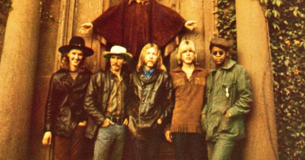 The Allman Brothers Band Macon Georgia This Photo Was
