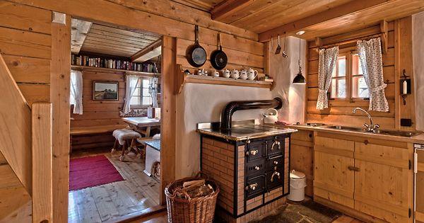 almh tte seinerzeit almdorf seinerzeit carinthia h tte gro mama pinterest cabin single. Black Bedroom Furniture Sets. Home Design Ideas