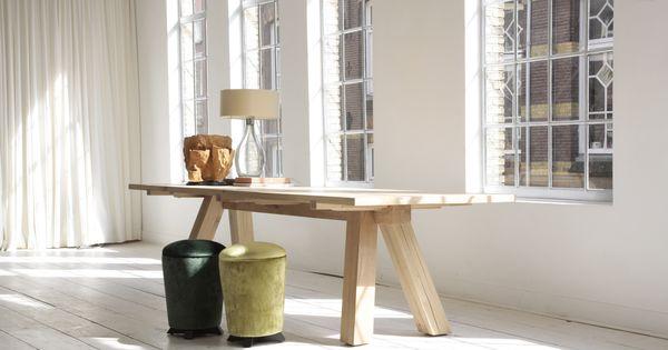 Lens table van rossum meubelen te koop bij eurlings for Eurlings interieur