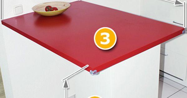 Ikea hack k chentheke f r 66 euro for Bartheke ikea