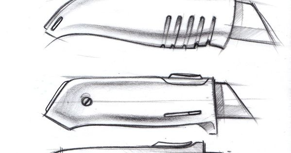 Box Cutter Designs. Sketch-a-day-147 | Sketches Industrial Design | Pinterest | Sketches And Box