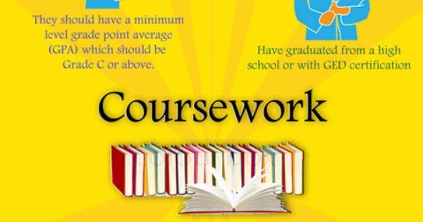 coursework nursing degree