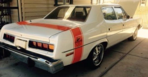 Amc Rambler Matador 1976 Sedan Cars Vans Utes Gumtree