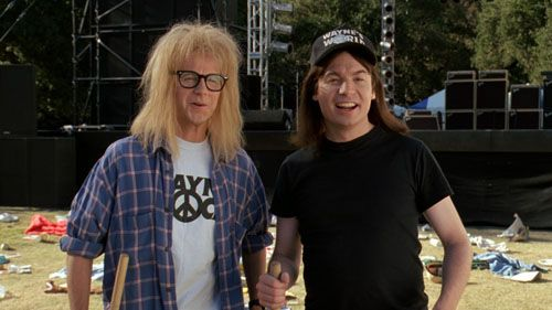 Wayne S World Movie Character Costumes Tv Character Costumes