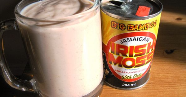 Jamaican Irish Moss Drink Recipe Irish Moss Recipes Caribbean Recipes Jamaican Drinks