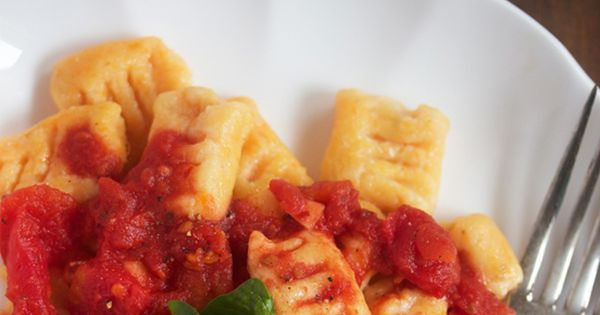 Paleo Sweet Potato Gnocchi: Two Ways
