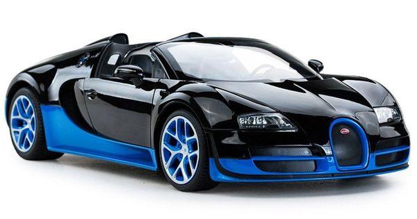 bugatti veyron 16 4 grand sport vitesse r c car biler. Black Bedroom Furniture Sets. Home Design Ideas