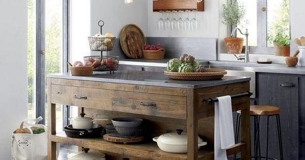 Consejos de decoraci n para una cocina r stica la - Decoracion de interiores malaga ...