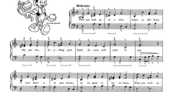 Walt Disney Classics Easy Piano With Images Easy Piano Sheet