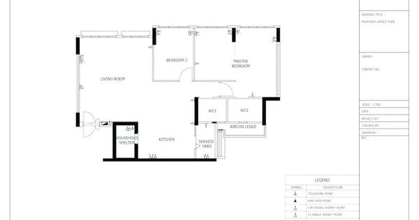 Electrical Plan For House How To Plan Lighting And Electrical Works For Your House Com Electrical Plan For 3 Bedroom House Electrical Diagram Bedroom House Elec