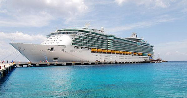 Liberty Of The Seas Docked Cozumel Cruises And Liberty