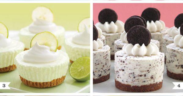 No bake dessert recipes - perfect for summer parties! those lemon truffles