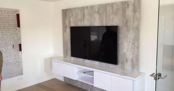 tv wall xxl f r kunden in solingen referenzen tv wall die tv wand aus schreinerhand neue. Black Bedroom Furniture Sets. Home Design Ideas
