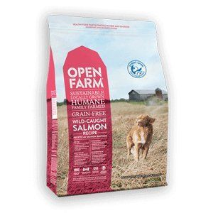 Open Farm Wild Caught Salmon Grain Free Dog Food 12lb Continue To The Product At The Image Link This Is A Grain Free Dog Food Grain Free Dog Free Dog Food