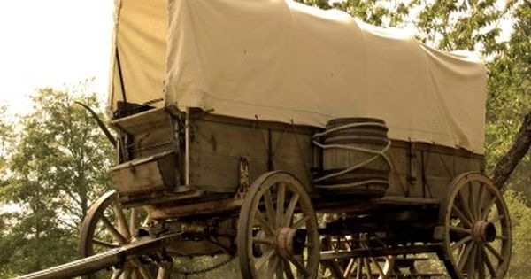 The Wagon That Got Them There Prairie Life Long Ago Pinterest Covered Wagon Winter