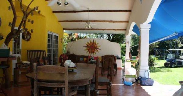 Casa de campo terraza casa de campo pinterest casa for Terrazas para casas de campo
