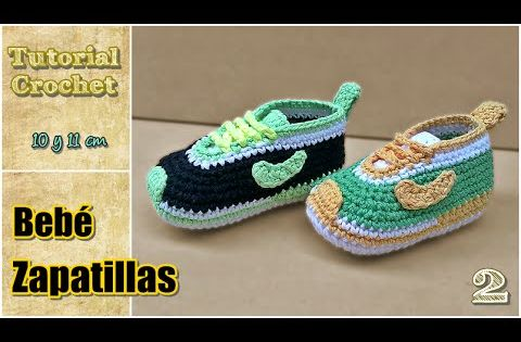 Crochet Tutorial Zapatitos : Google, Videos and Argentina on Pinterest