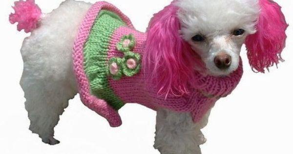 Patrones de chalecos tejidos para perros - Imagui   CROCHÊ