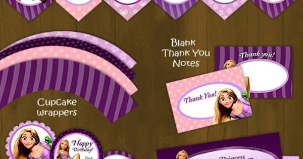 Printables google search rescue rapunzel 7th birthday party