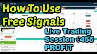 Binary Options Free Signals 465 Profit Free Signals Update How To