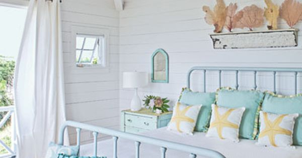 Perfect Beach Themed Room Dream Dream Home Pinterest The White