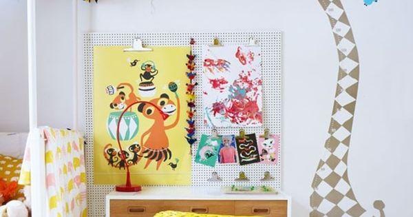 Vinilos decorativos en dormitorios infantiles unisex - Dormitorios infantiles unisex ...
