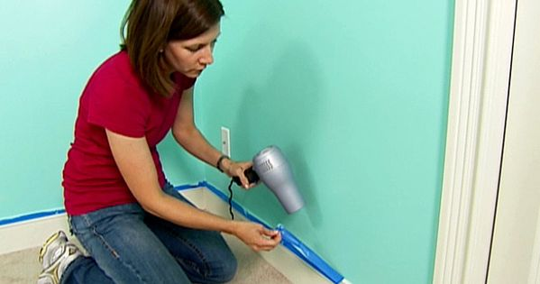 How To Paint Walls Correctly How To Diy Network For