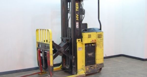 Hyster N40XMR2 Stand-Up Reach Truck Price: 6,950.00 http ...