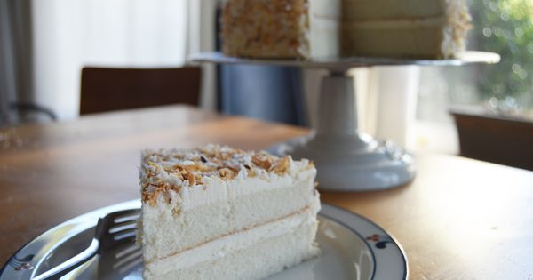 Coconut flakes, Toasted coconut and Coconut cakes on Pinterest