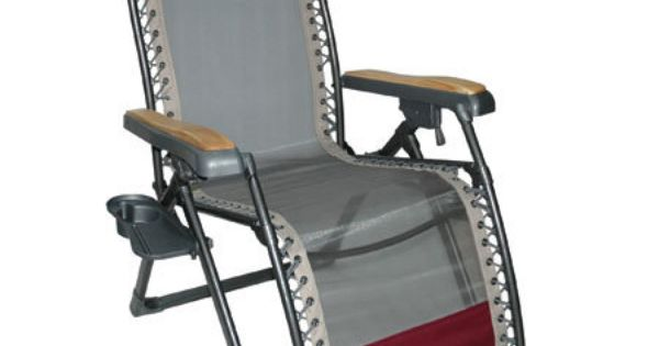 Gander Mountain Zero Gravity Aluminum Lounger Gander