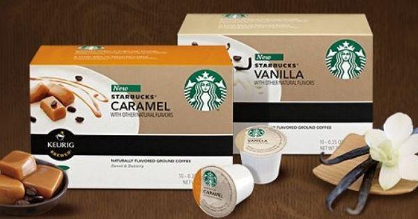 Free Starbucks K Cups Sampler Pack K Cup Flavors Starbucks Flavors Coffee Samples