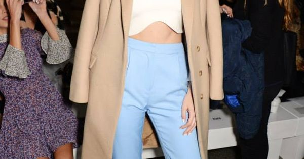 Kendall Jenner At Topshop Unique Aw15 Fashion Pinterest Shops We And Cas