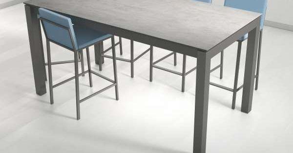 Table Ronde Extensible En Ceramique Giove Connubia En 2020