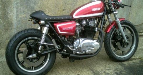 yamaha xs 250 cafe racer - google search | bikes i like