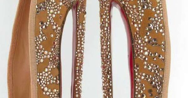 the Christian Louboutin eight-inch spiked ballet heels are beyond comprehension, even for