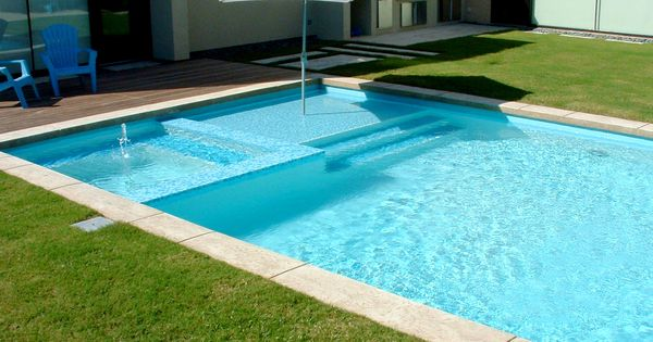 Nice 105 incredible pool and spa design pools - Piscine en dur tarif ...