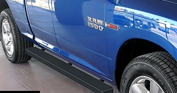Iboard Running Board Black 4 Fit Dodge Ram 1500 Quad Cab 0917 To View Further For This Item Visit The Image Link Ram 1500 Quad Cab Dodge Ram 1500 Dodge Ram
