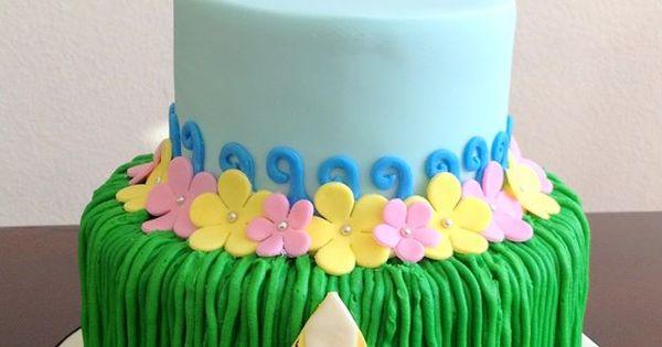 Grass Skirt Cake 78