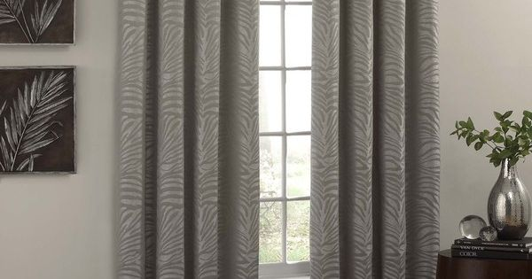 Zahara grommet curtain panel grommet curtains and room
