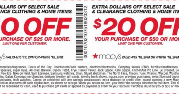 50 off macys coupon