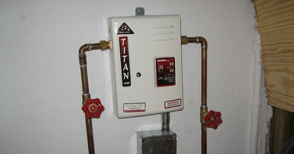 Going Green With A Tankless Hot Water Heater Go Green Save