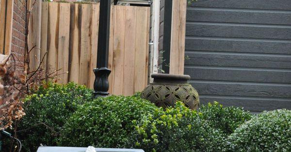 Smalle vijver is mogelijk in een stadstuin vijvers ontwerpen met water pinterest - Bassin tuin ontwerp ...