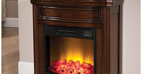 Big Lots Petite Foyer Fireplace : Quot petite foyer fireplace at big lots this is great for