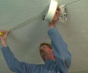 How To Fill Cracks In Drywall Repair Ceilings Home Repair
