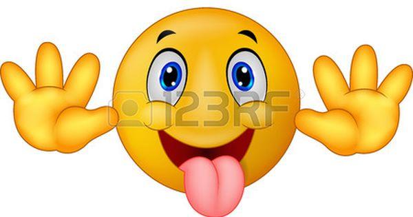 Stock Vector In 2020 Emoticon Funny Emoji