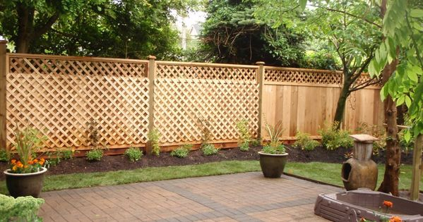 Cheap fence ideas google search cheap inexpensive for Cheap patio privacy ideas